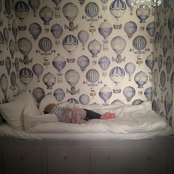 somrar säng april