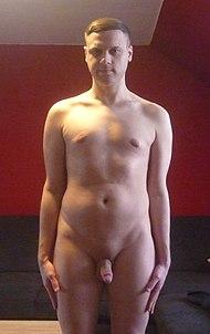 kvinna naken hermafrodit