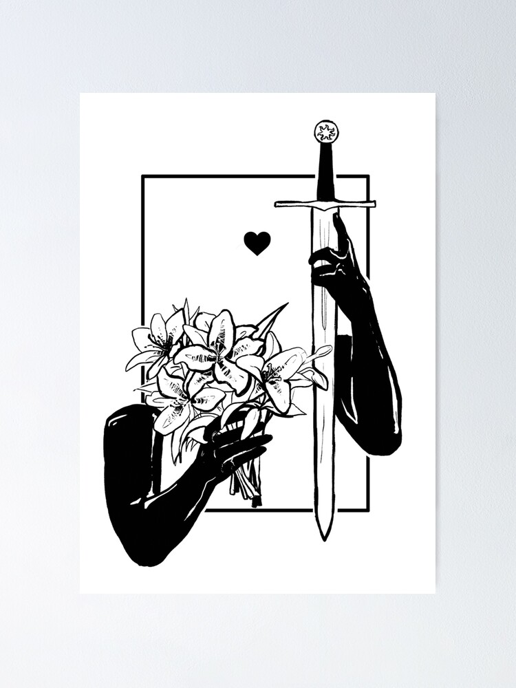 stil latex affisch