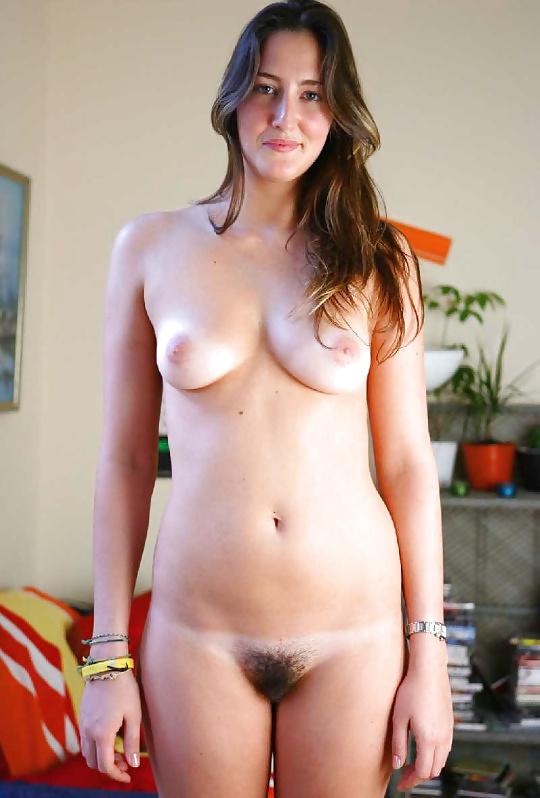 naken skönhet hårig
