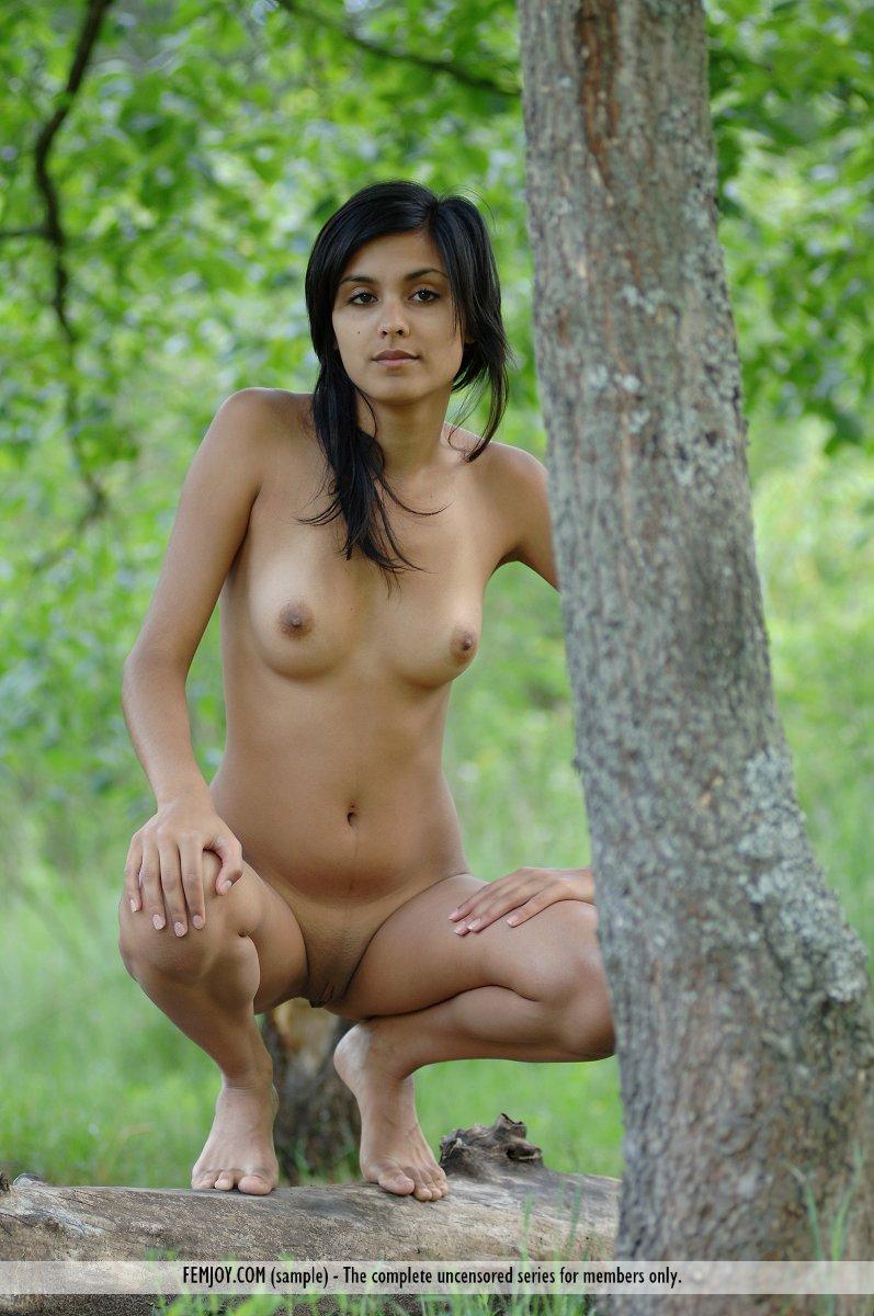 adrienne naken femjoy