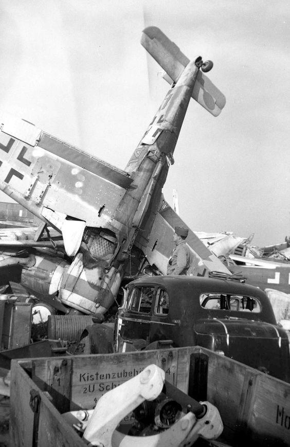 Tyskland luftwaffe 1945