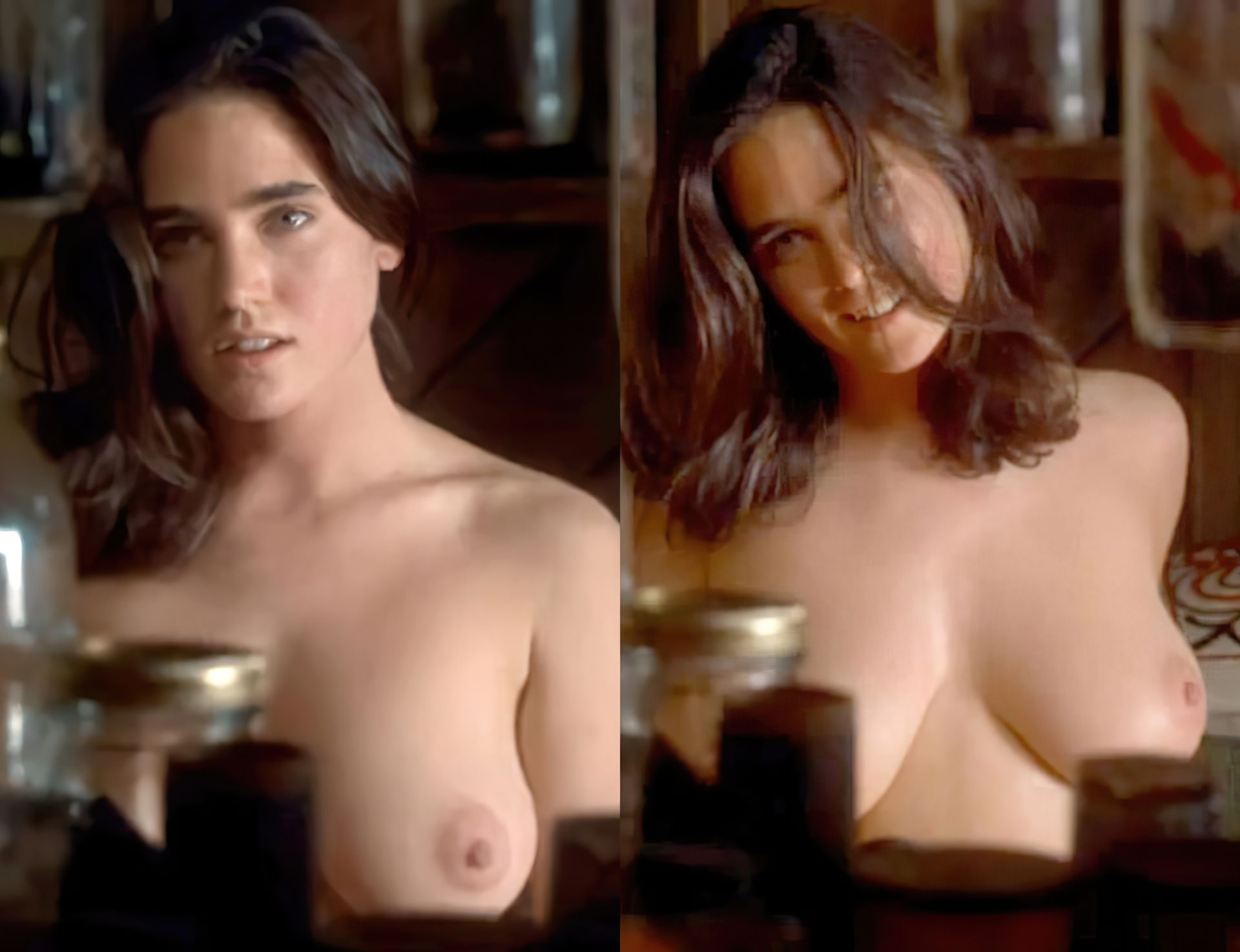 Connelly topless Jennifer