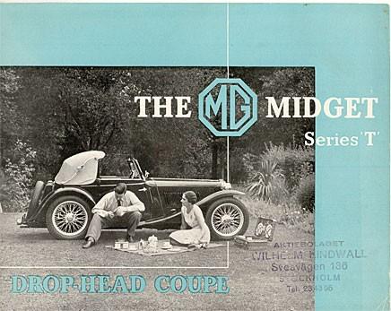 dvärg vintage mg
