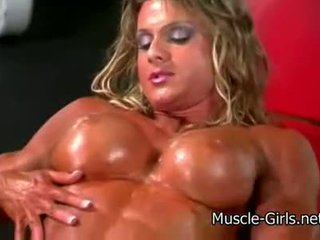 bodybuilder porr ebenholts