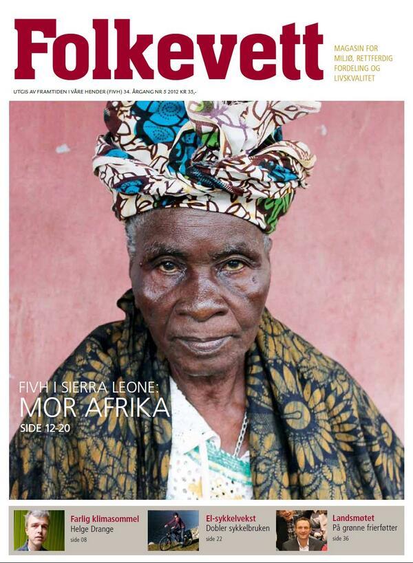 afrika nr mor
