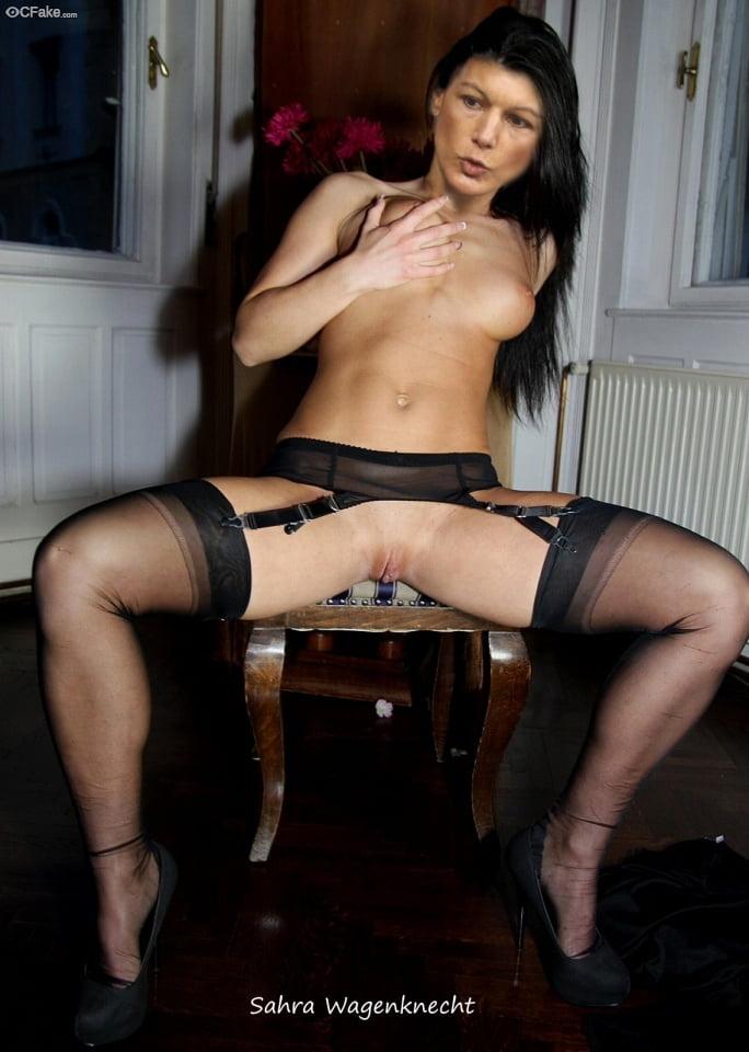Sahra wagenknecht porno