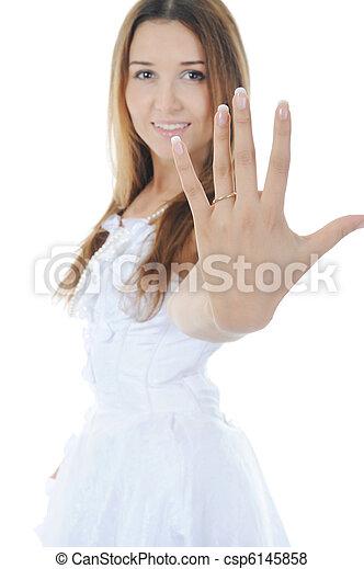 tummen sexig brud