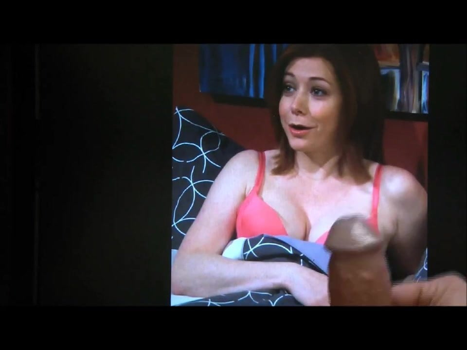 sex alyson hannigan