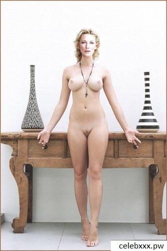 naken cate blancheete