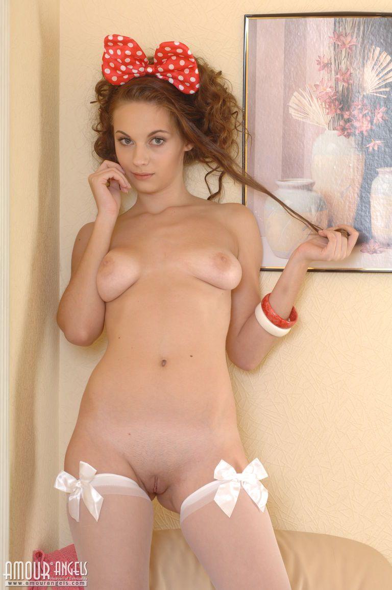 modell nn naken