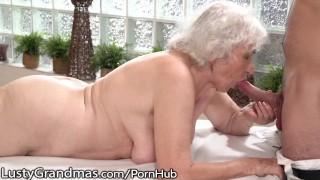 of porne lady