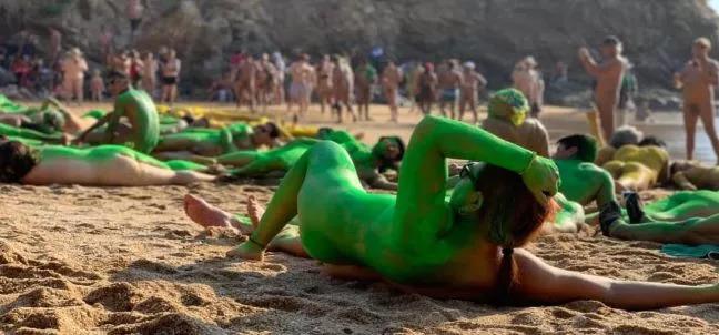 kul fest nudist