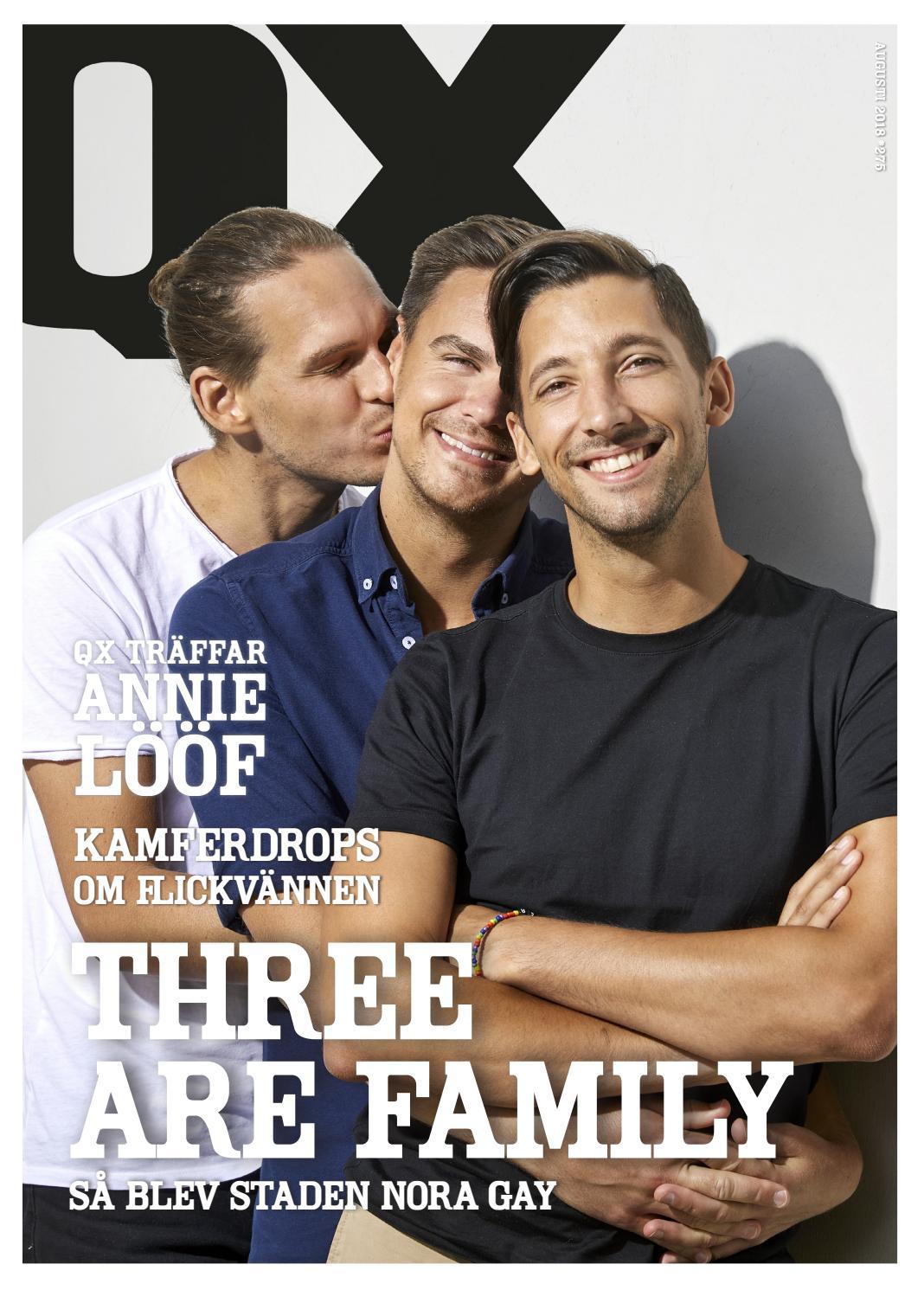 familj kryssning gay