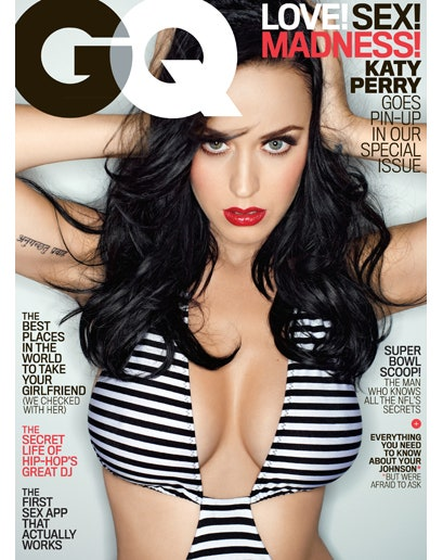 perry gq katy